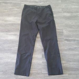 Black Calvin Klein Dress Pant